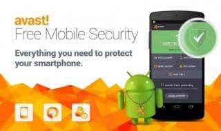 Avast Antivirus and security