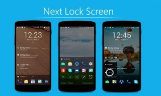 Next-Lock-Screen