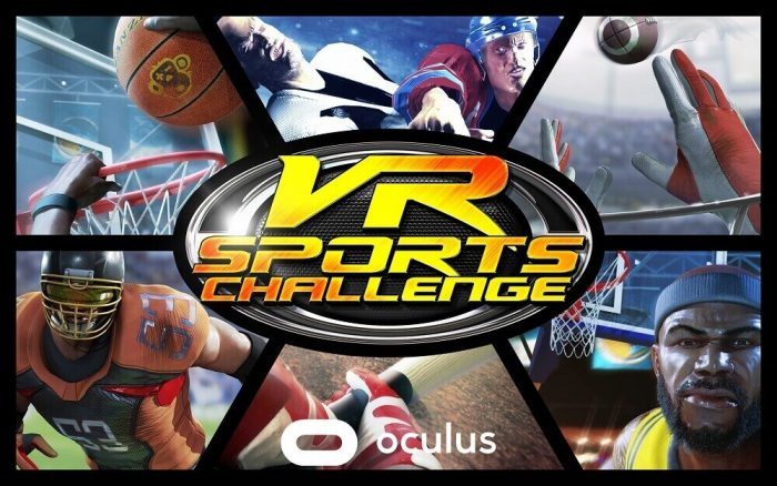 VR Sports Challenge
